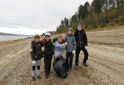 Чистые берега Сибири