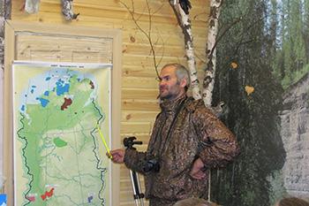 Встреча с путешественником Игорем Чапаловым