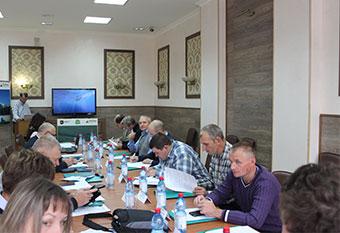 Конференция по сохранению популяции сибирского северного оленя Алтае-Саянского экорегиона