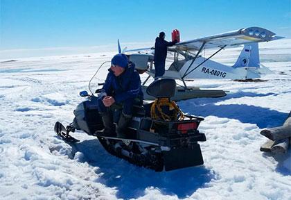 Летняя экспедиция