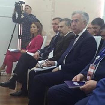Заместитель министра природных ресурсов и экологии РФ Мурад Керимов