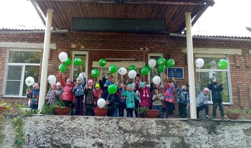 Маленькие гости в заповеднике «Центральносибирский»
