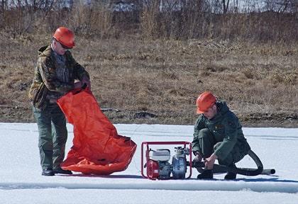 Глава Минприроды России поручил взять на особый контроль меры по предотвращению природных пожаров на ООПТ