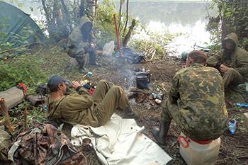 Пожары на территории заповедника ликвидированы
