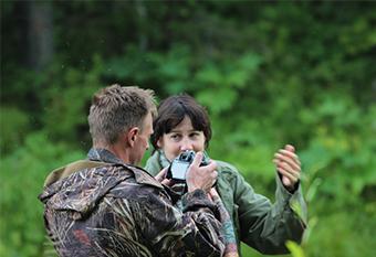 Сохранение популяции дикого северного оленя