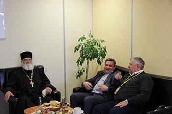 Рабочее совещание в Игарке