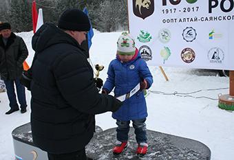 Заповедная лыжня