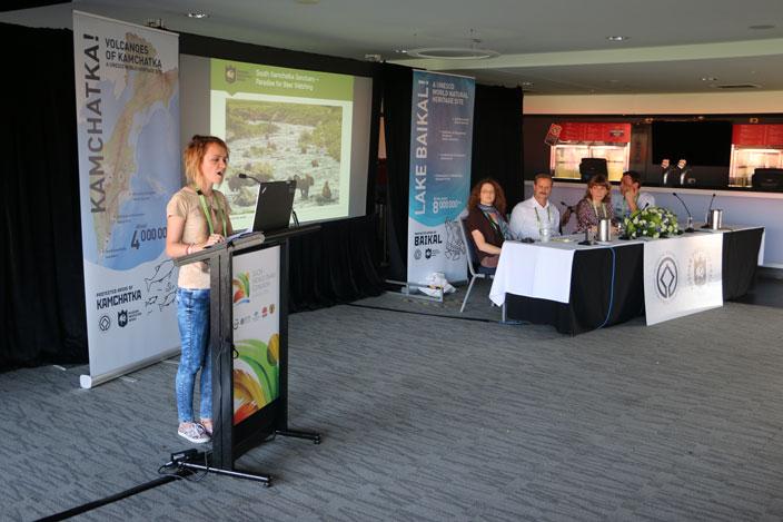 Российские специалисты на всемирном конгрессе в Сиднее